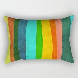 Gravity Rectangular Pillow