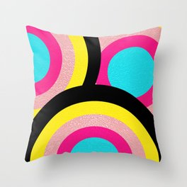 Fantasy Circle QLFHHH Throw Pillow