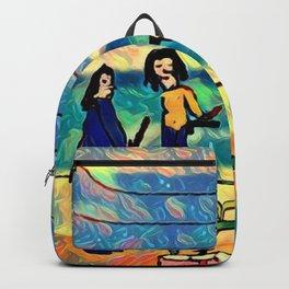 drug trafficking Backpack