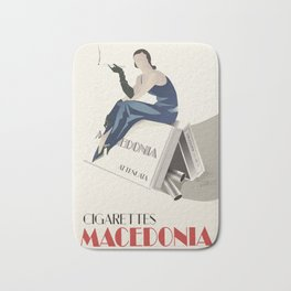 Glory to Yugoslavian design by Cardula Bath Mat
