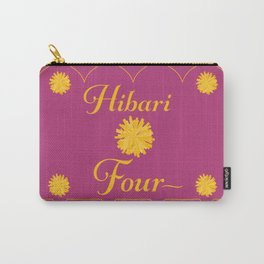Hibari 4 Carry-All Pouch