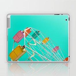 Ferris_Wheel - 2, Northern Michigan Laptop & iPad Skin