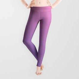 TAINTED CANDY - Minimal Plain Soft Mood Color Blend Prints Leggings