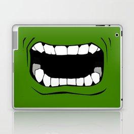 mouth Laptop & iPad Skin