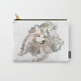 watercolor dog vol 14 samoyed Carry-All Pouch