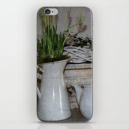 Shabby Charme Happy Easter iPhone Skin