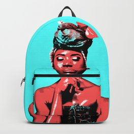 Blue Skies and Apples Backpack