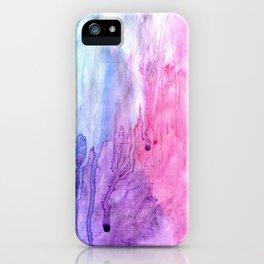 A color love story - part 2 iPhone Case