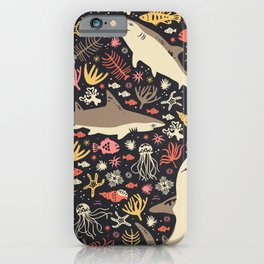 Oceanica iPhone Case