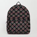 Floral pattern retro . Strawberry. by fuzzyfox85