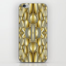 BethofArt*Gold iPhone Skin