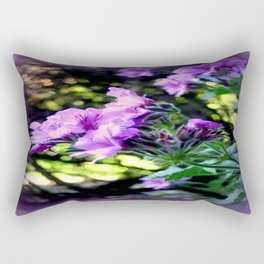 Geranium Rectangular Pillow