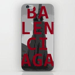 BALENCIAGA iPhone Skin