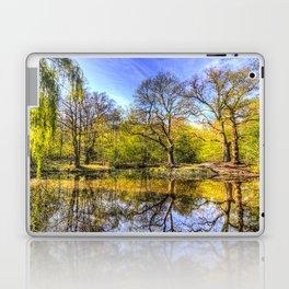 The Tranquil Pond Laptop & iPad Skin