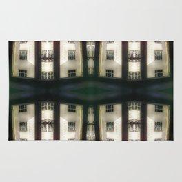 Apartment blues Rug