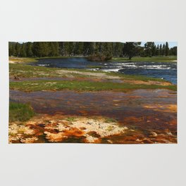 Firehole River Colors Rug