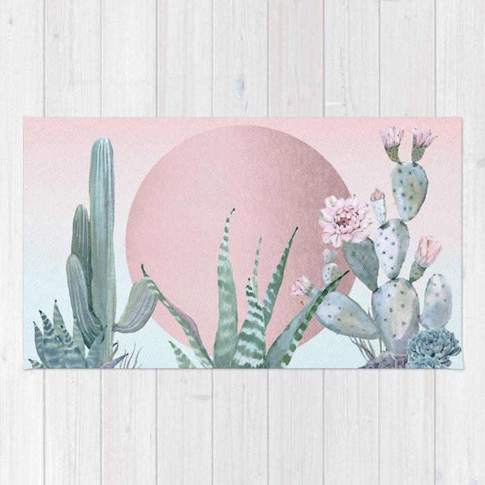 Desert Sunset by Nature Magick Rug