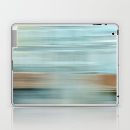 Life (Aqua and Burnt Rose) Laptop & iPad Skin