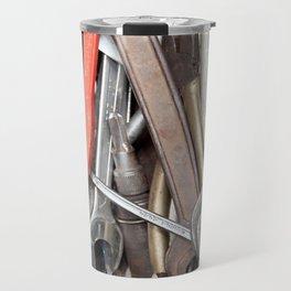 old tools Travel Mug