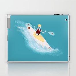 Whitewater Willy Laptop & iPad Skin