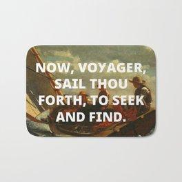 voyager Bath Mat