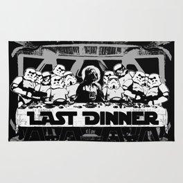 The Last Dinner Rug