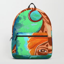 Warrior Woman Backpack