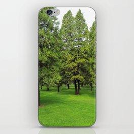 Happy Tree Family iPhone Skin