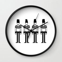 Sigur Ros Wall Clock