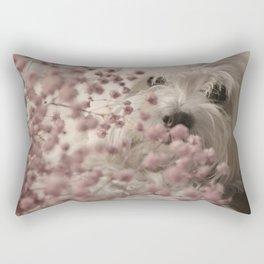 SWEET DOG Rectangular Pillow