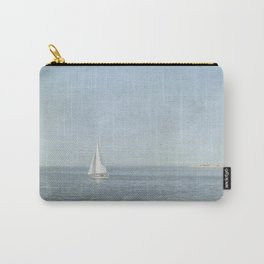Sunday Sail  - Cape Cod Carry-All Pouch