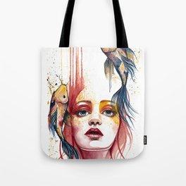 Transient Tote Bag