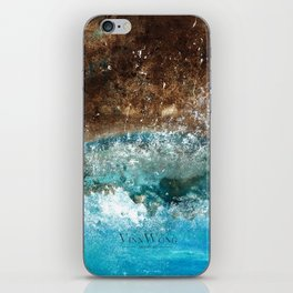 Distant Shores iPhone Skin