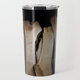 Wood Slabs Travel Mug