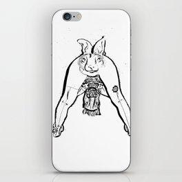 Horsabbit iPhone Skin