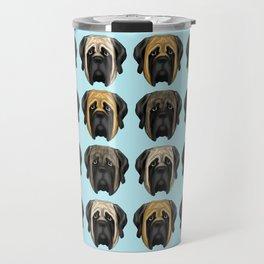 Mastiff Trio Travel Mug