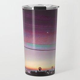 Cardiff Sunset Travel Mug