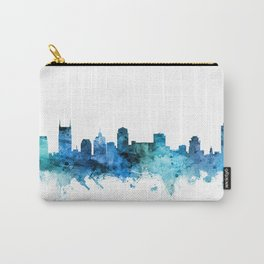 Nashville Tennessee Skyline Carry-All Pouch
