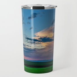 Montana Sunset Travel Mug
