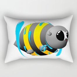 Water magic Rectangular Pillow