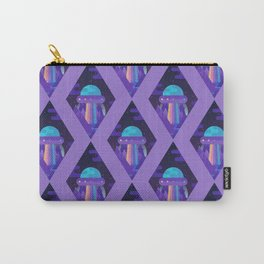ROYGBIV Flying-Saucer Carry-All Pouch