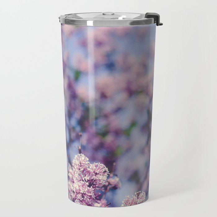 She Was an Introvert with a Beautiful Universe Inside Travel Mug