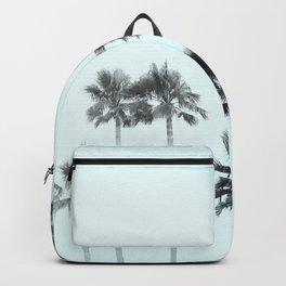 Tranquillity - aqua moon Backpack
