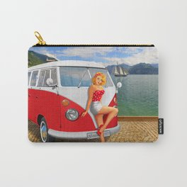 Holiday on Lake Garda in 1959 Carry-All Pouch