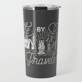 Little By Little Travel Mug