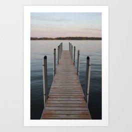 Lake Minnetonka  - Wild Veda Art Print
