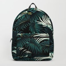 TROPICAL JUNGLE - Night Backpacks