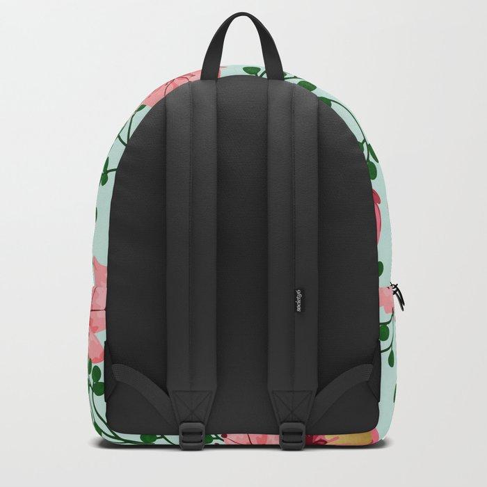 Blush Vines #society6 #decor #buyart Backpack