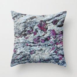 My Pink Treasure Throw Pillow
