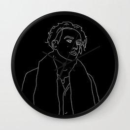GEORGE DANIEL Wall Clock